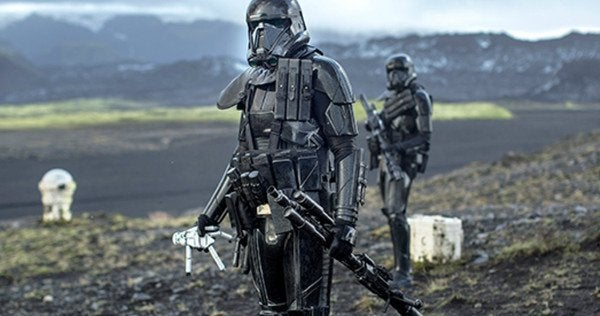 death troopers rogue one mandalorian