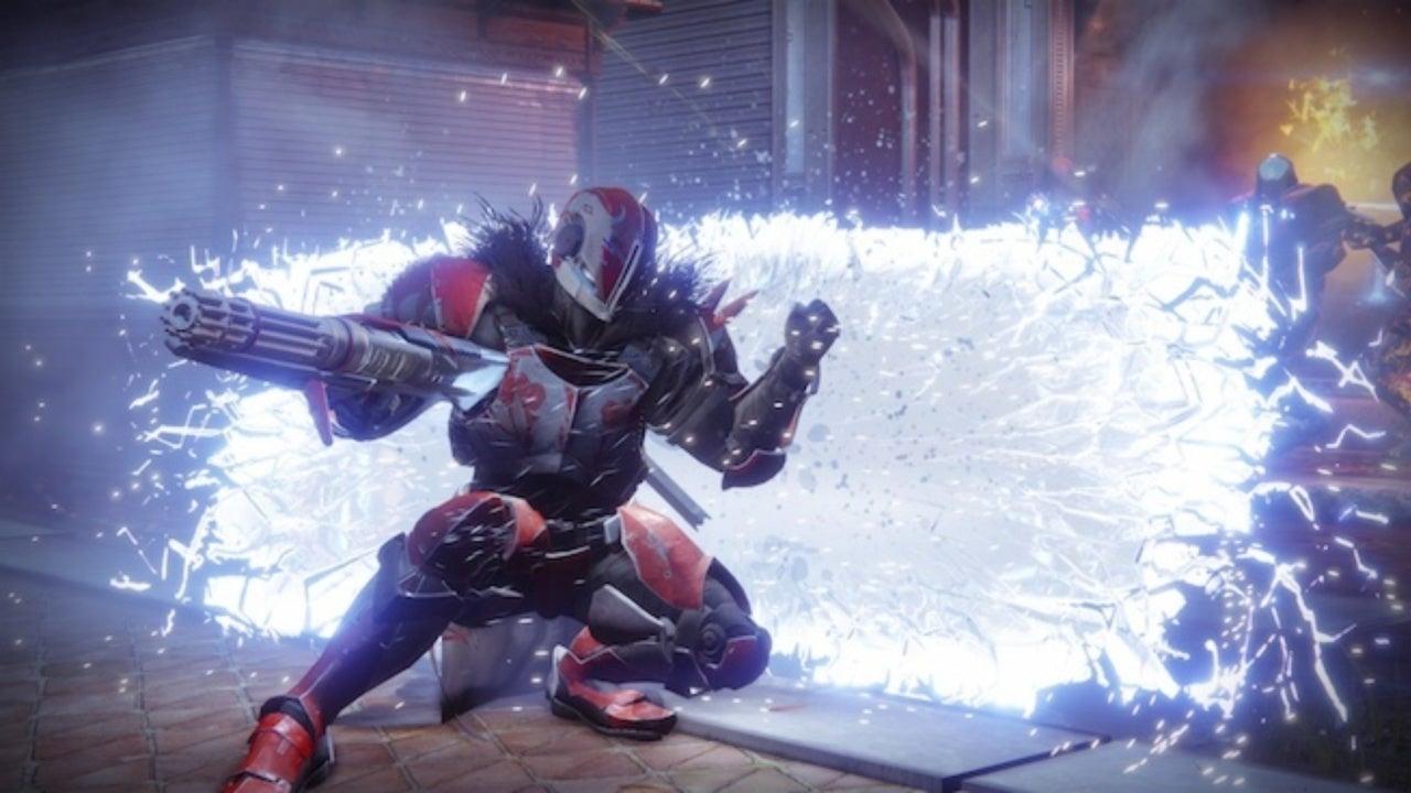 Destiny 2 Shadowkeep's Massive File Size Revealed