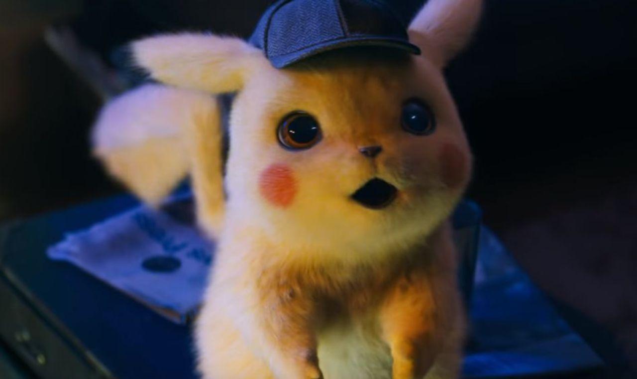 Detective Pikachu Trailer Perfectly Recreates Hilarious Pokemon