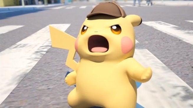 Detective Pikachu Confirmed For 'Super Smash Bros Ultimate'