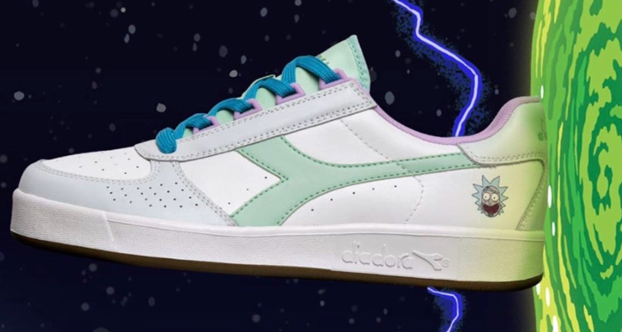 'Rick and Morty' Reveals Official Sneaker Line