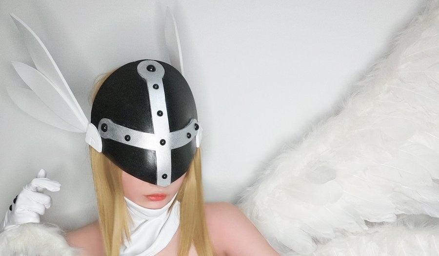 Digimon-Angewomon-Cosplay