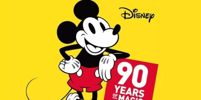 Disney Wishes Mickey Mouse A Happy 90th Birthday In New Video