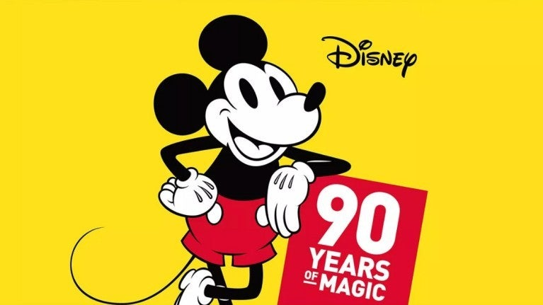 Disney Mickey 90