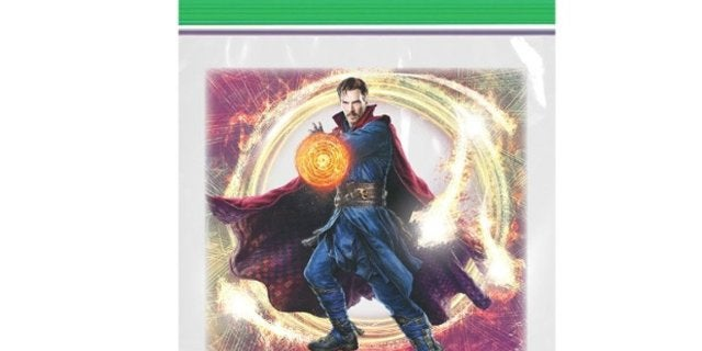 Doctor Strange Ziploc Bag