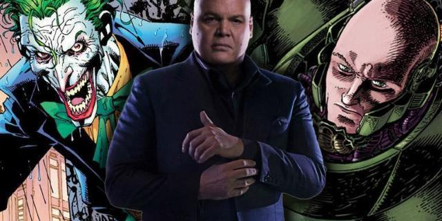 'Daredevil's Vincent D'Onofrio Reveals the DC Comics Villain He Wants to Play