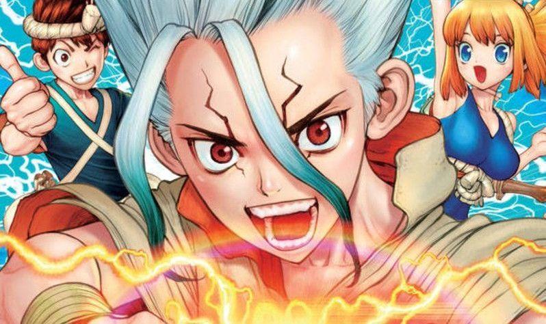 Dr-Stone-Manga