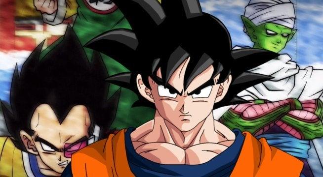 Dragon Ball Goku Friends Former Enemies