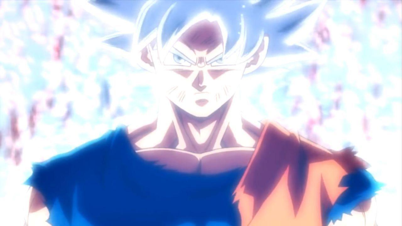 Dragon Ball Heroes Teases Ultra Instinct Goku Battle