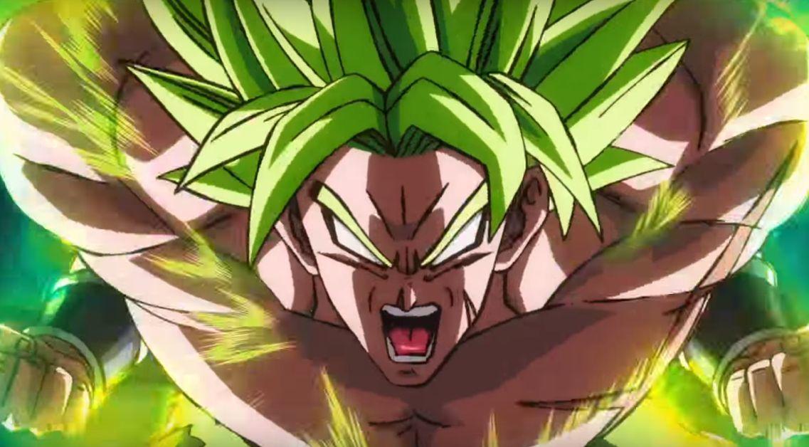 Dragon Ball Gogeta Cuerpo Completo Para Dibujar: Interview: 'Dragon Ball Super: Broly' Dub Cast Talks Broly