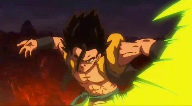 Dragon Ball Super Broly Reveals Gogeta S Base Form And Super