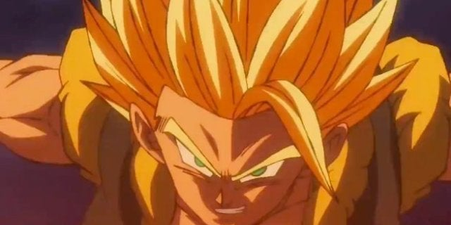 Dragon Ball Super Broly Gogeta Super Saiyan