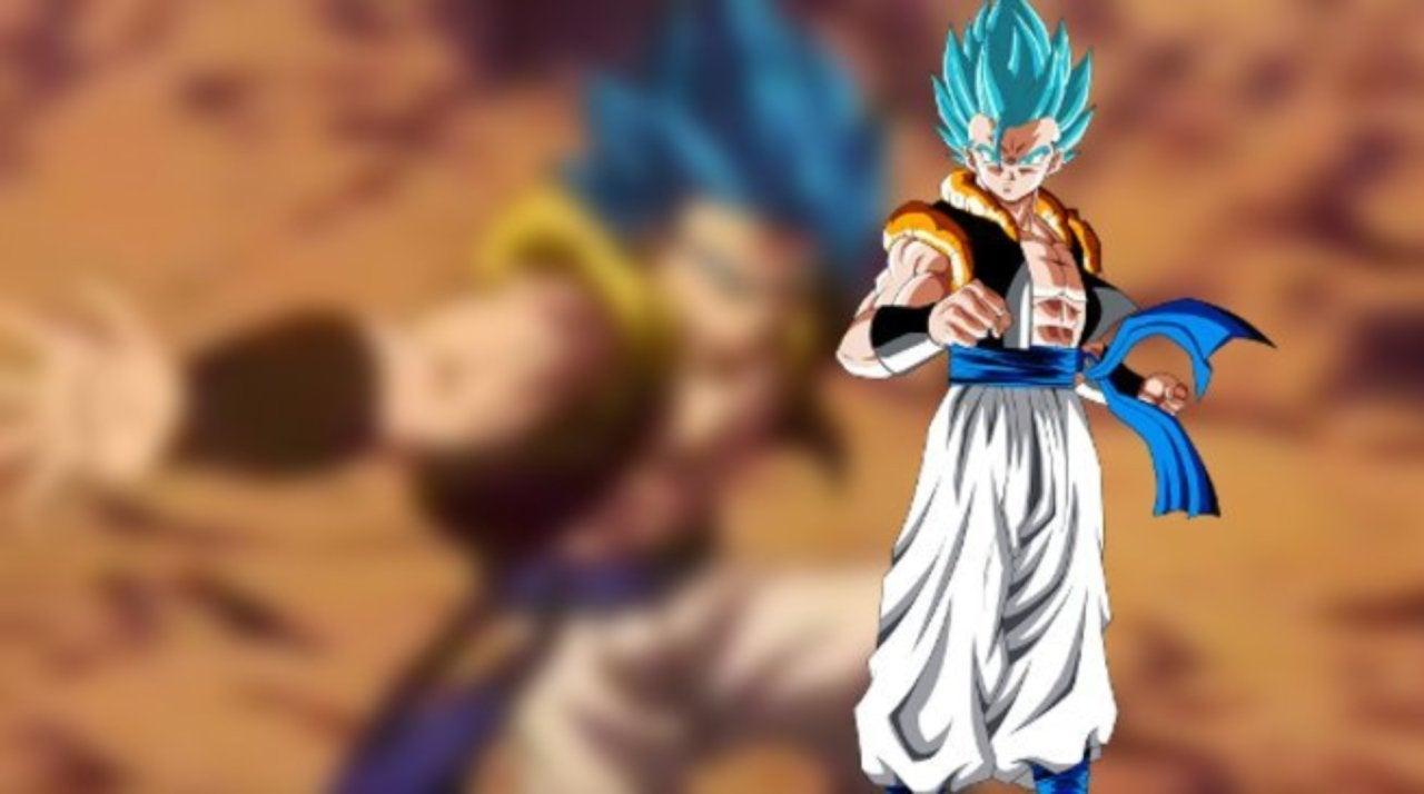 Dragon Ball Super Broly Reveals Gogeta S Super Saiyan Blue Form