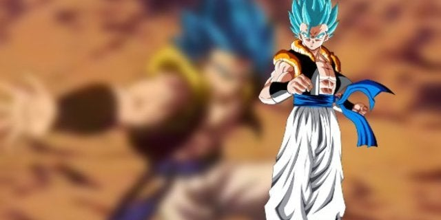 Dragon Ball Super Broly Gogeta Super Saiyan Blue Trailer