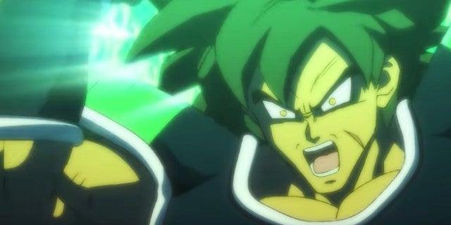 Dragon Ball Super Broly Powers Control Collar