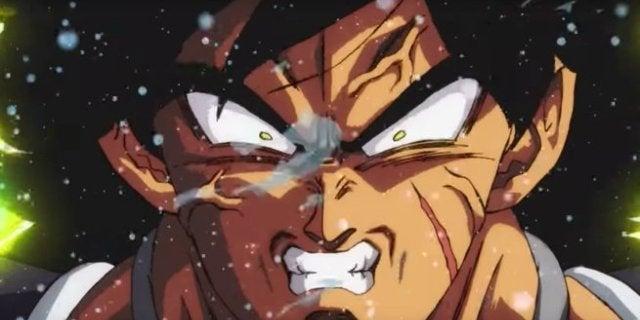 Dragon Ball Super Broly Powers Control Collar Utimate SSJ