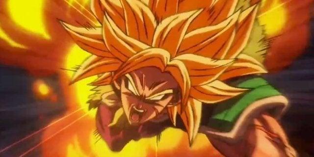 Dragon Ball Super Broly Powers Levels vs Gogeta