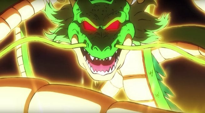 Dragon Ball Super Broly - Shenron Dragon Balls