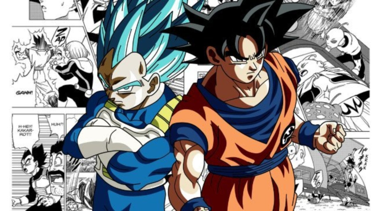dragon ball super s new baddie just one shotted goku and vegeta
