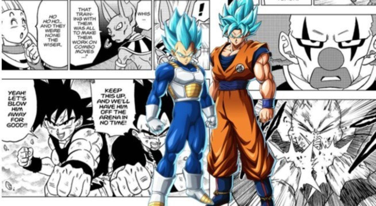 Dragon Ball Super Finally Gives Goku And Vegeta A Well Deserved Team Up