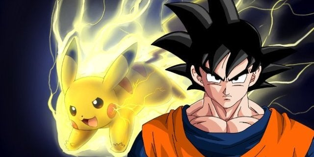'Dragon Ball' Fans Will Never Unsee This 'Pokemon' Mash-Up