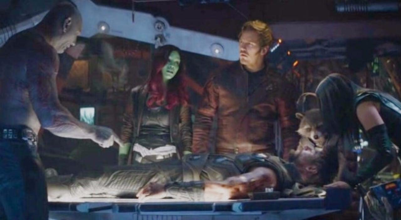 Avengers Fan Notices Connection Between Drax's Infinity War Joke and Heartbreaking Endgame Scene