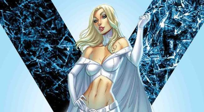 Emma Frost Solo Series - Cover