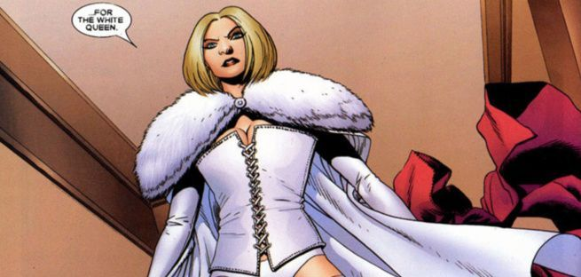Emma Frost Solo Series - White Queen