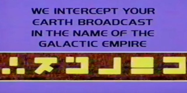 empire strikes back network tv intro star wars