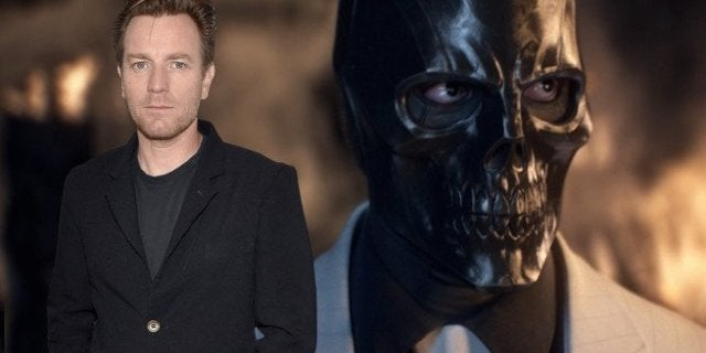 Ewan McGregor Black Mask Birds of Prey Movie