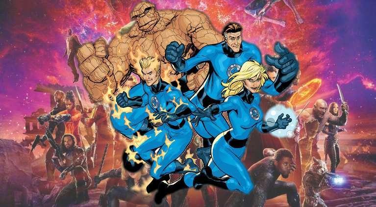 Fantastic Four Marvel Studios