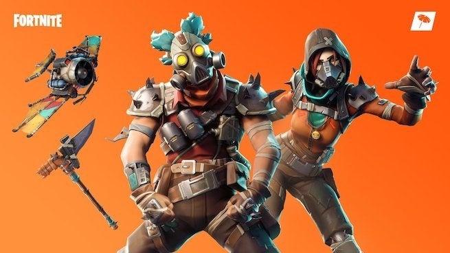 Fortnite Store Update Adds New Wasteland Warriors Gear
