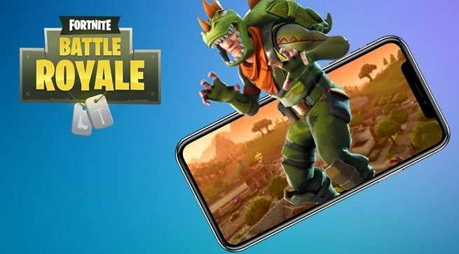 Fortnite Mobile Will Get 60 Fps Next Update Of Controller Support