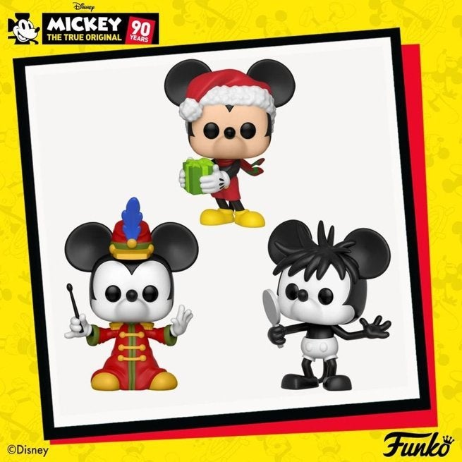 Mickey og Minnie dating siden 1928 beste orgie app i Malaysia