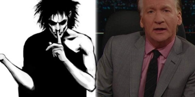 Neil Gaiman Shuts Down Bill Maher over Disrespectful Stan Lee Comments
