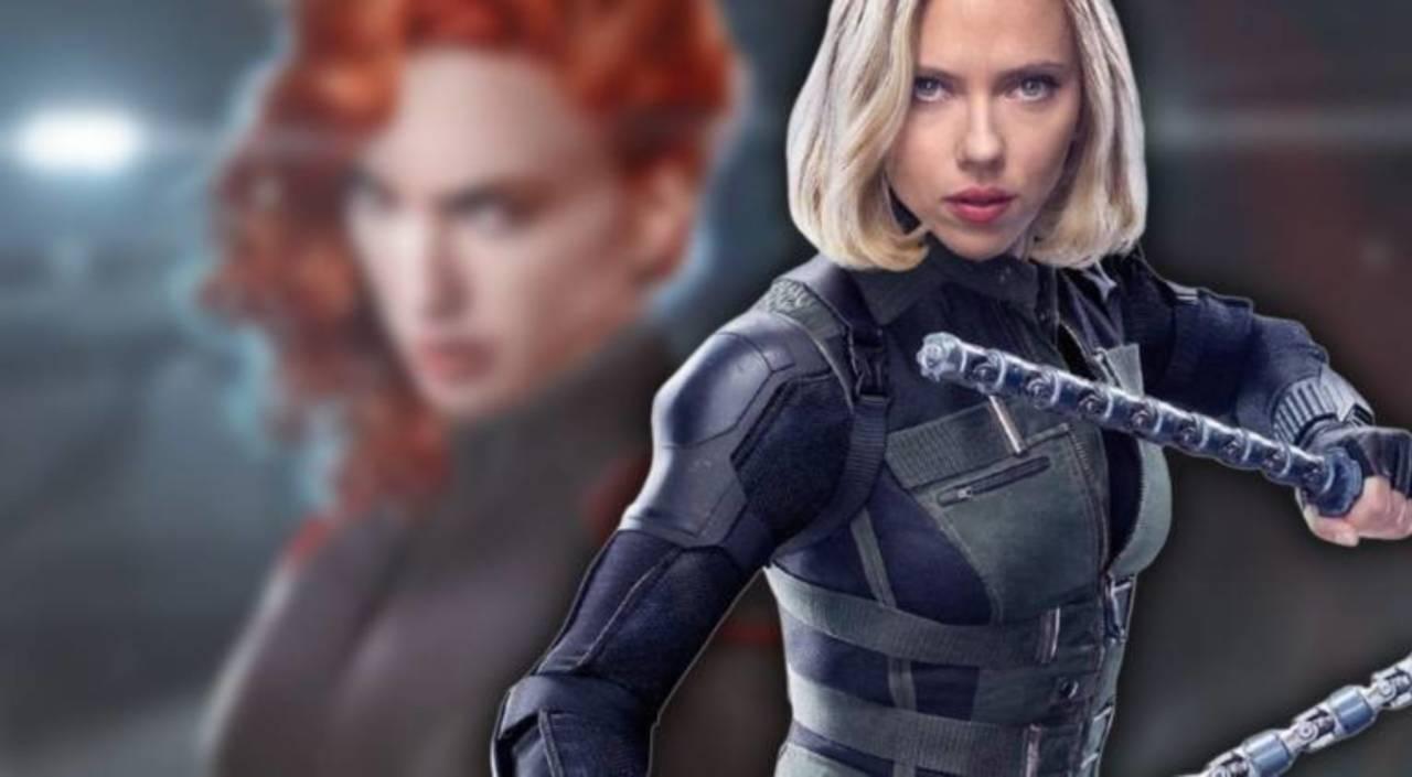 Marvel Fan Art Pictures 'Wonder Woman' Star Gal Gadot as Black Widow