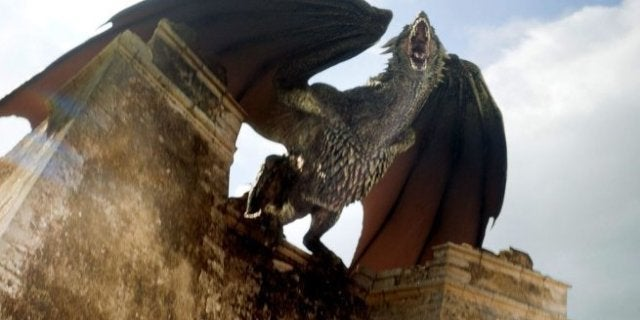 Game Thrones The Long Night No Dragons