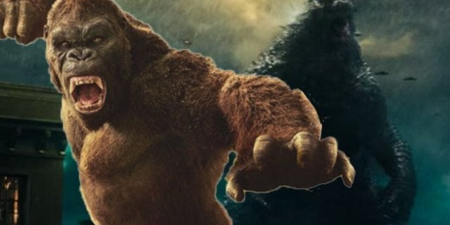 New Fan-Poster Breaks Down Odds For 'Godzilla vs. Kong'