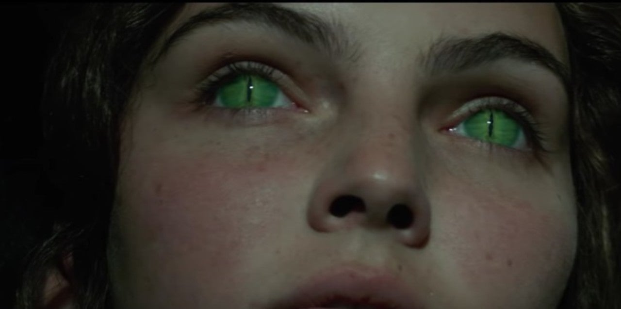 Image result for GOTHAM SELINA CAT EYES