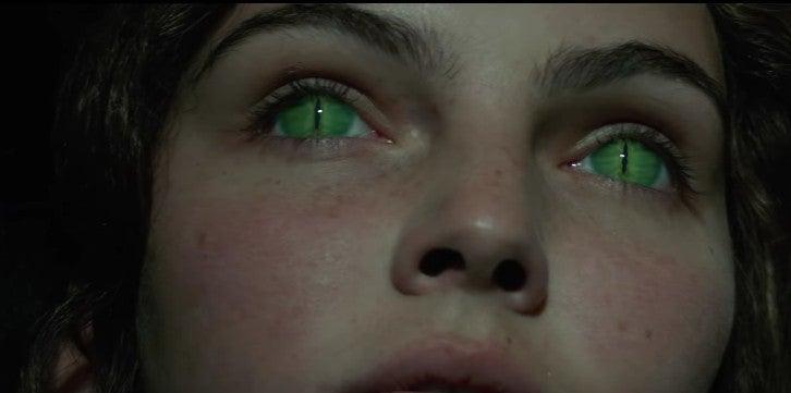 gotham selina catwoman eyes
