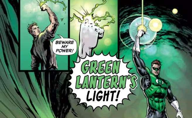 Grant Morrison Green Lantern - Back to Basics