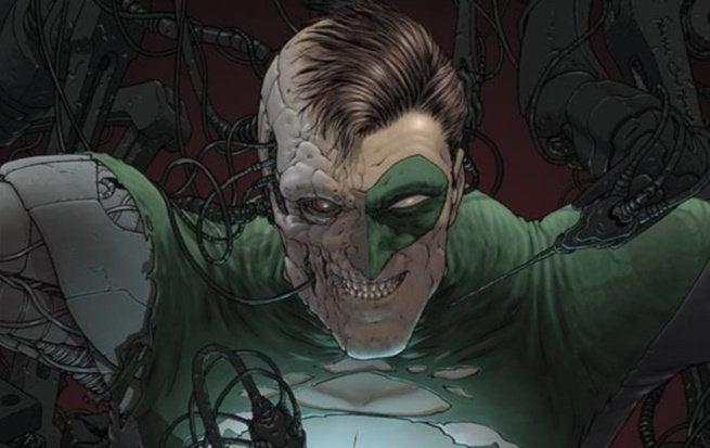 Grant Morrison Green Lantern - Frank Quitely Variant