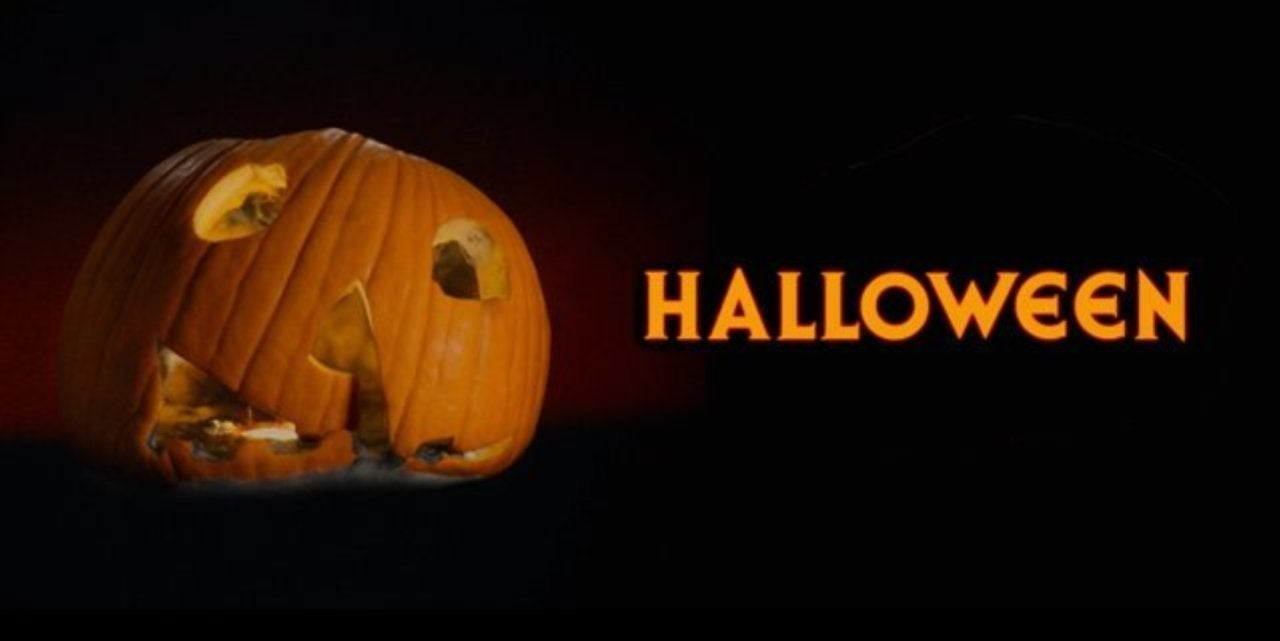 Halloween Movie Pumpkin 2018.Halloween Sequel S Opening Credit Sequence Released Online