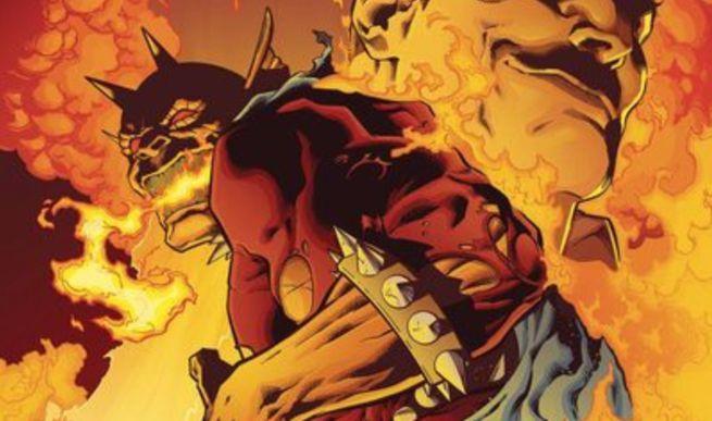 Halloween Comics - Demon Hell Is Earth