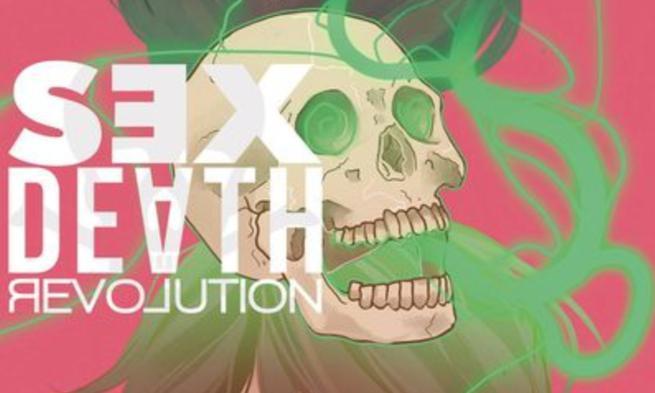 Halloween Comics - Sex Death Revolution