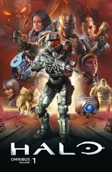 Dark Horse Launching 'Halo Omnibus Volume 1' Tomorrow