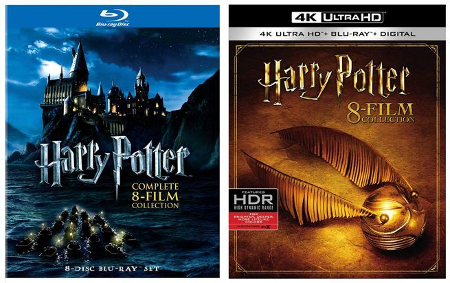 The 'Harry Potter' Black Friday Blu-ray Box Set Deal is