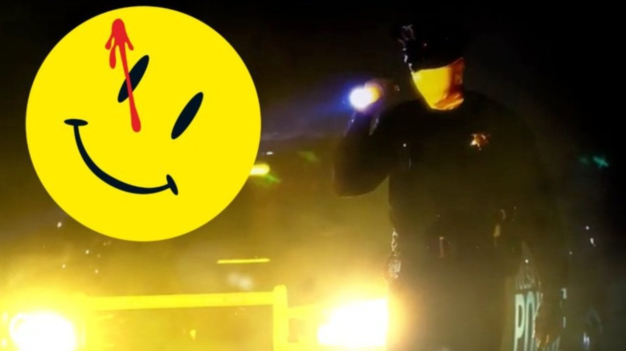 Watchmen Fans Are Totally Confused About the Raining Squids