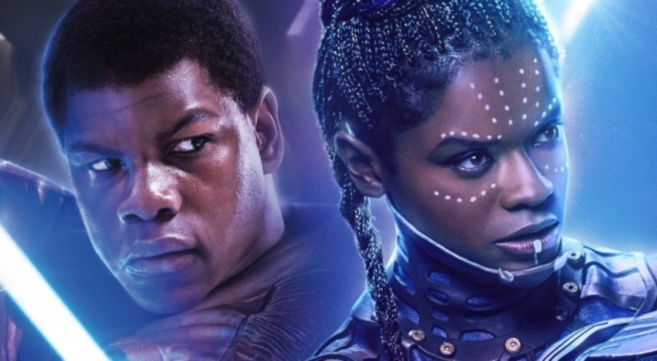 John Boyega and Letitia Wright Join Sci-Fi Romance 'Hold