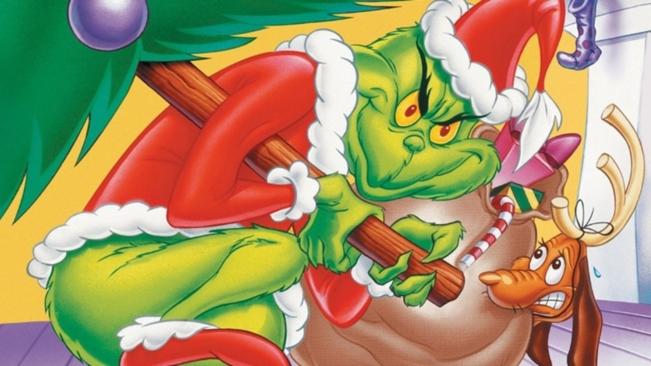 How The Grinch Stole Christmas Cindy Lou Cartoon.How The Grinch Stole Christmas Airs Tonight